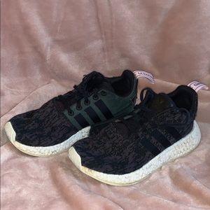 adidas Shoes - Black NMD R2